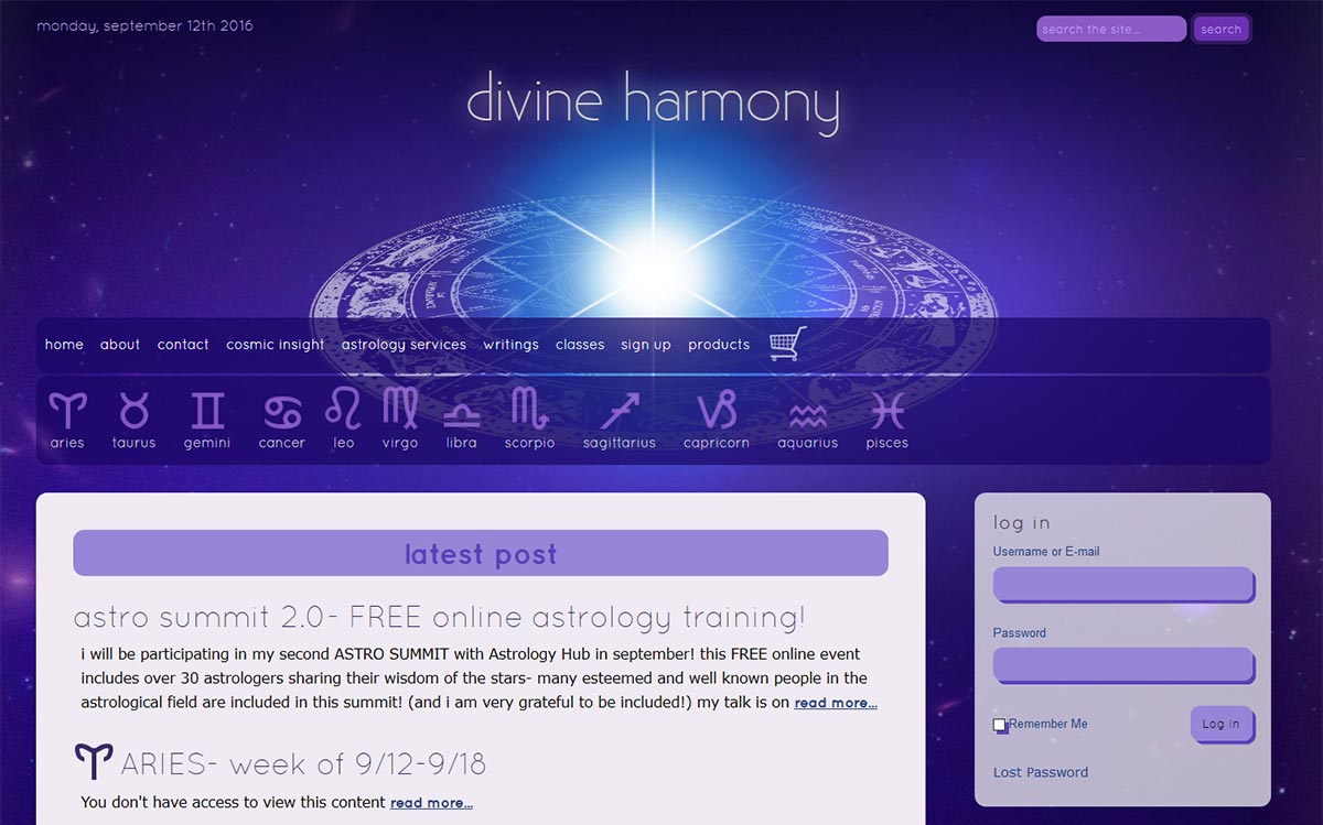 Divine Harmony - Rory McCracken